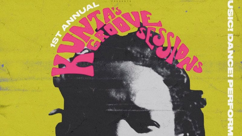 """Illustration for article titled Kendrick Lamar announces mystery """"Kunta's Groove Sessions"""" tour"""