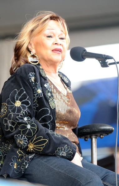 Music legend Etta James' family fights over her estate.