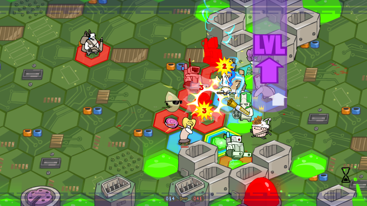 The Makers Of Castle Crashers Have A New Game And It's Great
