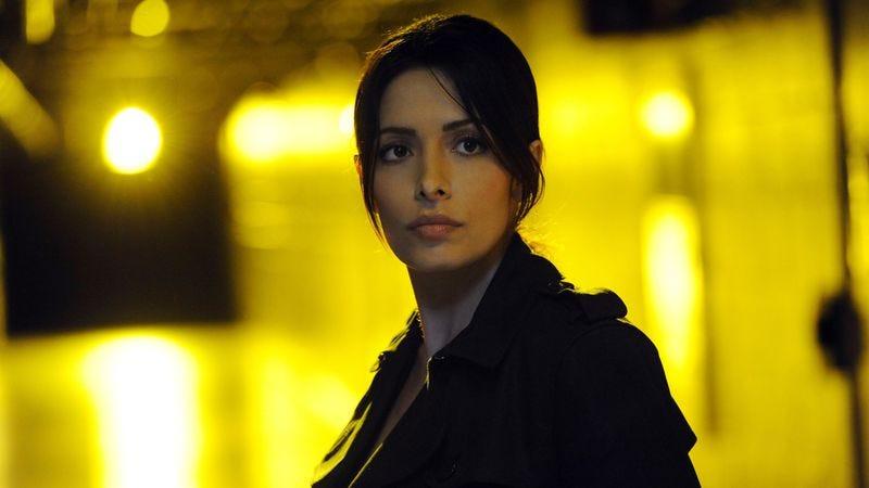 Sarah Shahi (CBS)