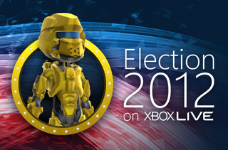 Illustration for article titled Xbox Live Wants You to Be a Better Citizen So It's Giving You an Avatar Costume if You Watch the Presidential Debates