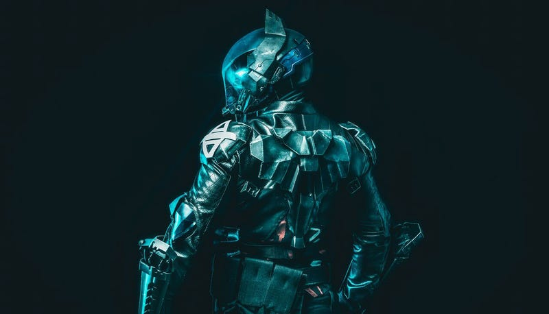 Illustration for article titled Arkham Knight Cosplay Is Ready To [Spoilers]