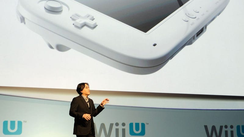 Illustration for article titled Nintendo's President Already Has Some Wii U Regrets