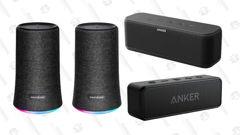 c2a136a6d7874 Anker's Latest Portable Speakers Are On Sale For One Day Only