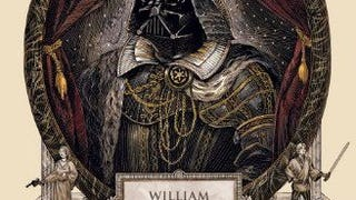 William Shakespeare's Star Wars... coming soon to a bookstore near you.