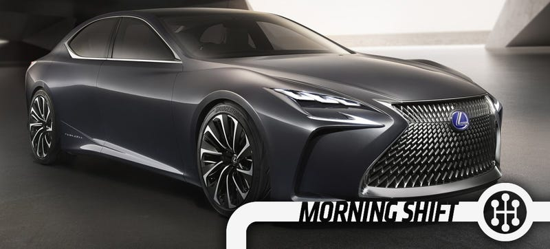 Illustration for article titled Toyota Boss: It's About To Get Real Sexy Up In Here With Lexus