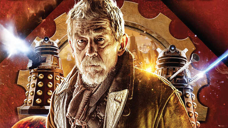 Illustration for article titled John Hurt Battles the Daleks in a New Clip From His Doctor WhoAudio Adventures