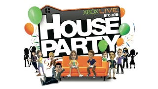 Illustration for article titled Xbox Live Arcade's House Party Priced & Dated
