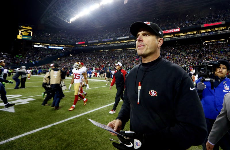 Illustration for article titled Has Jim Harbaugh Worn Out His Welcome In San Francisco?