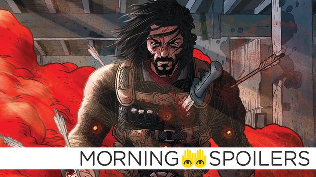 Keanu Reeves Sets His Sights on an Adaptation of His Own Comic Book Adventure