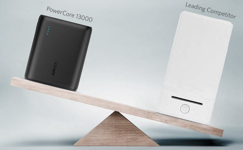 Illustration for article titled Bestsellers: Anker PowerCore 13000