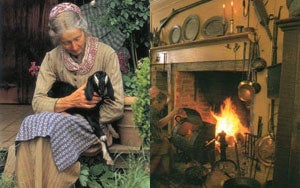Illustration for article titled An Eccentric Life: Tasha Tudor 1915-2008