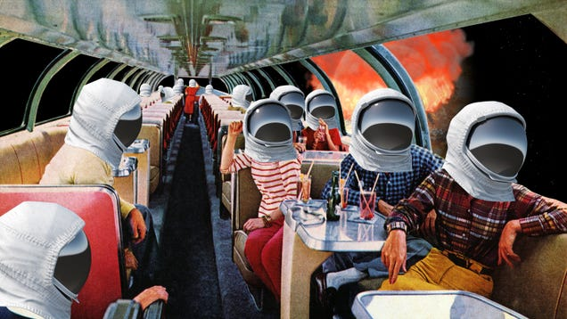 Space Tourism Is a Waste