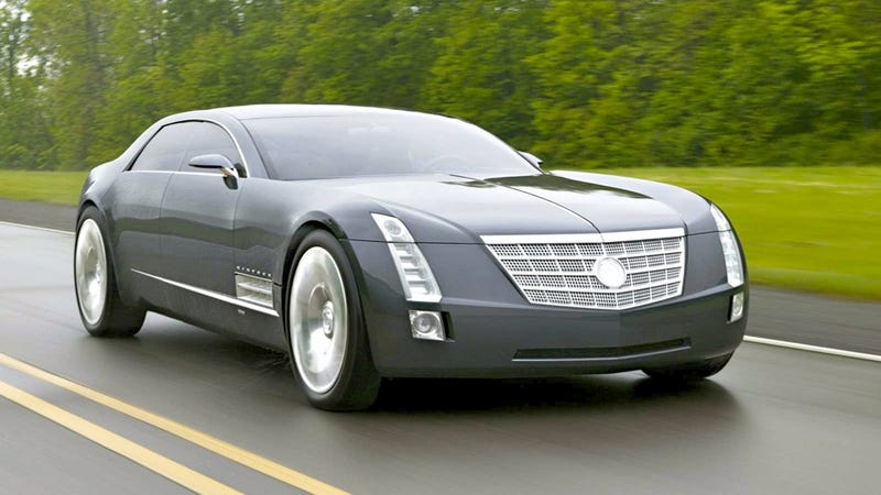 Illustration for article titled Cadillac Sixteen Concept: Photos