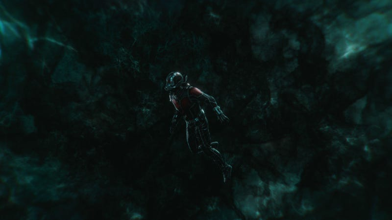 Keep a close eye on the Quantum Realm in Ant-Man and the Wasp.