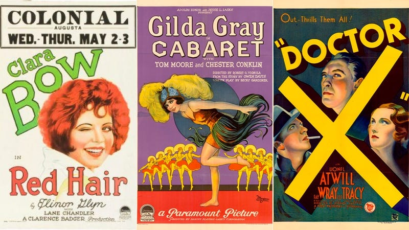 Illustration for article titled 13 Enchanting Posters From Hollywood's Lost Years