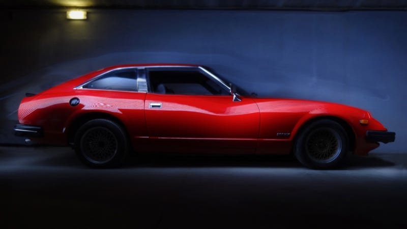 Illustration for article titled The Datsun 280ZX Is Japanese Perfection