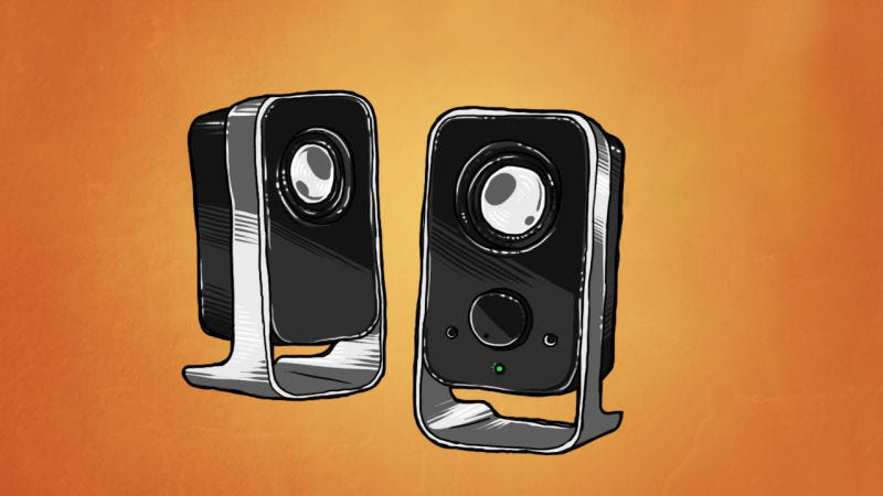 Illustration for article titled Your Top Six Picks For Best Desktop Speakers