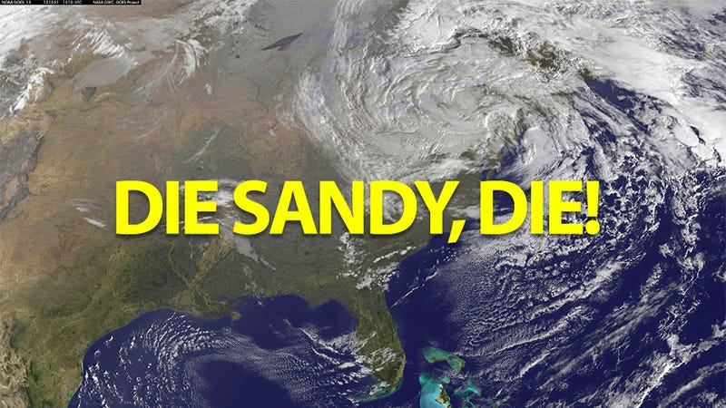 Illustration for article titled Latest Sandy Updates