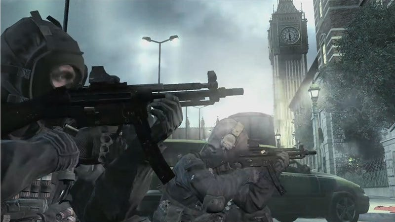 Illustration for article titled The UK's Ministry of Defense Wants Simulators As Good as Battlefield 3 or Modern Warfare 3