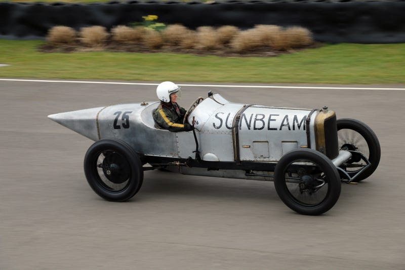 Get Lost In The Fantastic World Of Early Century Race Cars