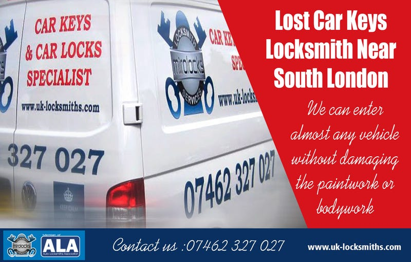 Illustration for article titled Lost Car Keys   Locksmith Near South London | Call - 07462 327 027 | uk-locksmiths.com