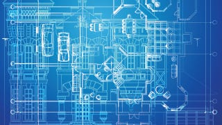 Illustration for article titled Why Are Blueprints Blue?