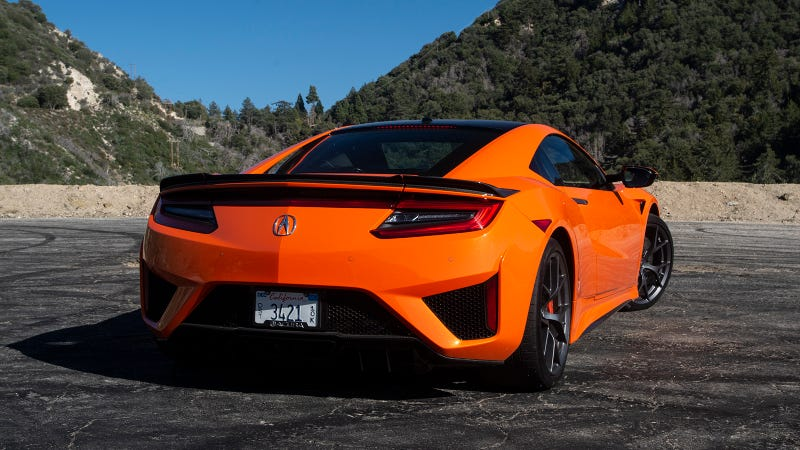 Acura Really Wants To See You In An NSX, Offers $20,000 On The Hood