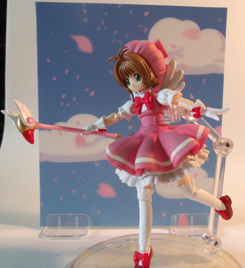Illustration for article titled The Geek Empress Reviews Bandai S.H. Figuarts Cardcaptor Sakura