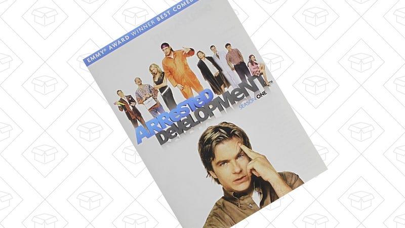 Arrested Development: Seasons 1-4 | $40 | Amazon