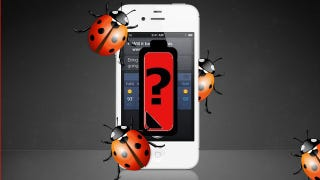 Illustration for article titled Remains of the Day: Apple Admits Bugs Cause the iPhone 4S Battery Issues