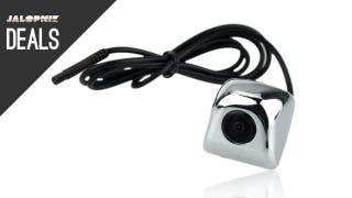 Illustration for article titled $15 Rear View Camera, GoPro Hero3+ Kit, Laser Measurements [Deals]
