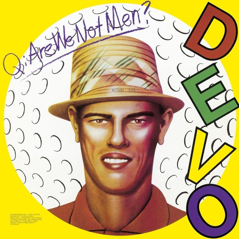 Illustration for article titled DEVO's First Album