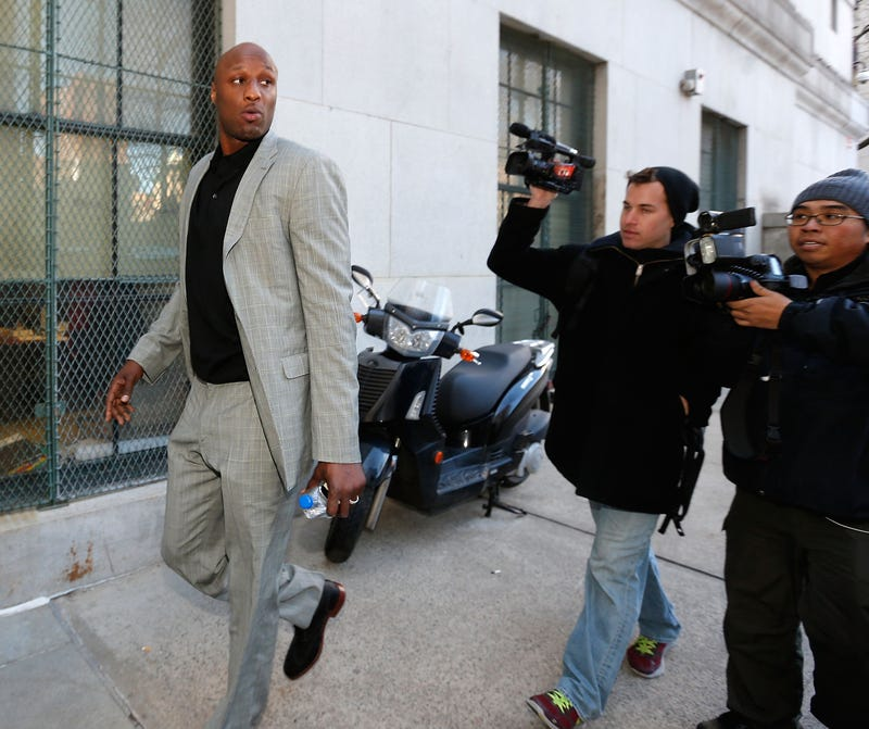Illustration for article titled Lamar Odom Has Been Arrested for DUI