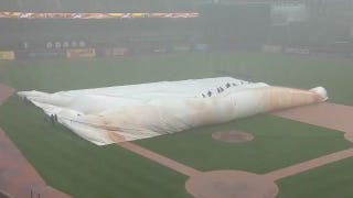 Mets Blow Game, Mets Grounds Crew Blows Rain Delay