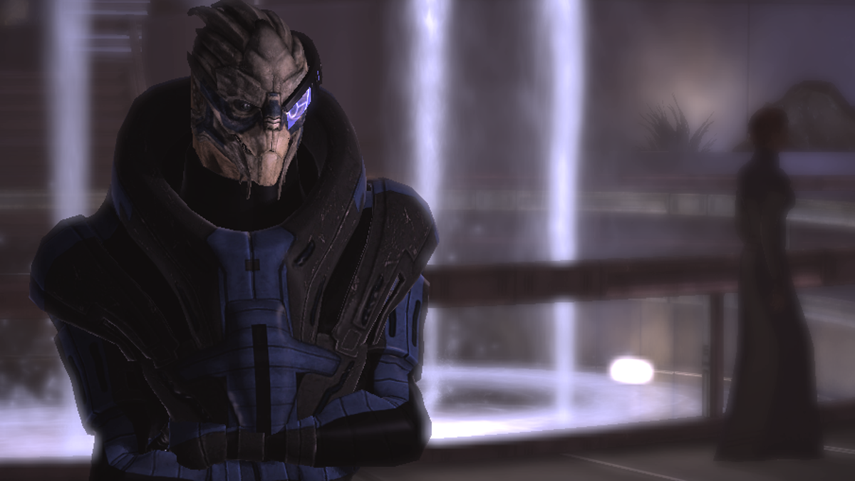 Garrus And Shepard Sex