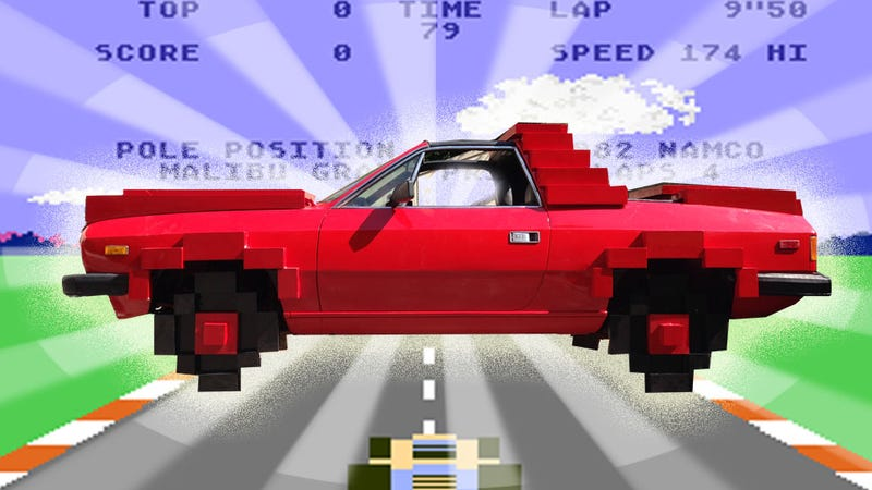 Illustration for article titled Hear Me Talk About Cars, And Playing Old Video Games With Real Cars