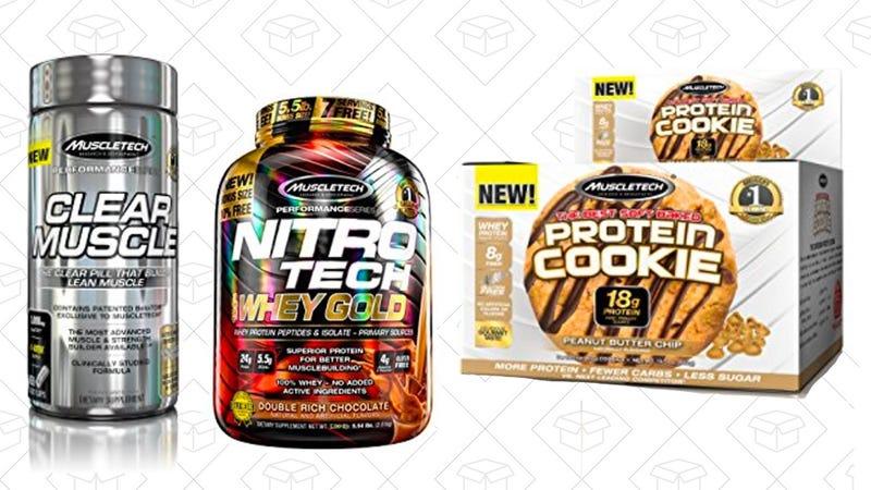 MuscleTech Gold Box | Amazon
