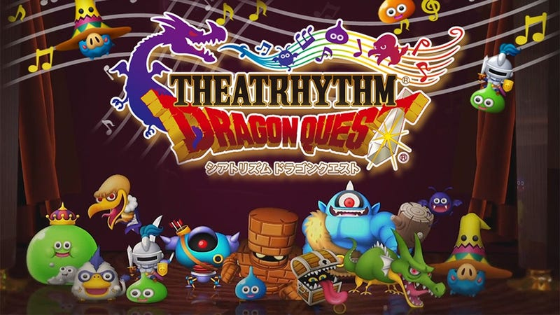 Illustration for article titled Here's Your Complete Theatrhythm: Dragon Quest Song List