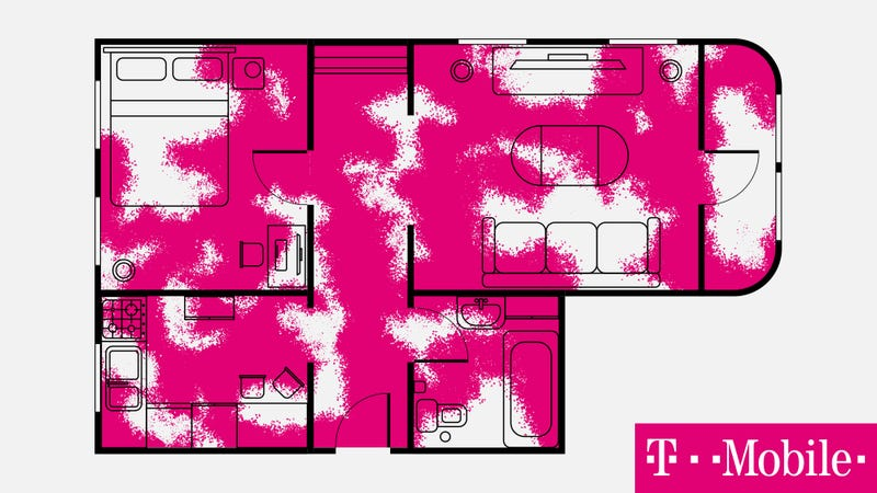 Illustration for article titled T-Mobile Announces Wireless Service Now Covers 70% Of Your Apartment