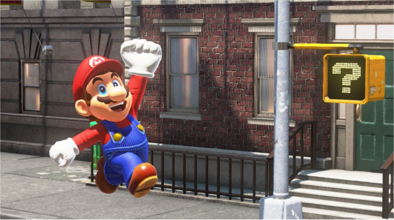 Illustration for article titled Super Mario Odyssey's Best Easter Egg Is An Unexpected Throwback