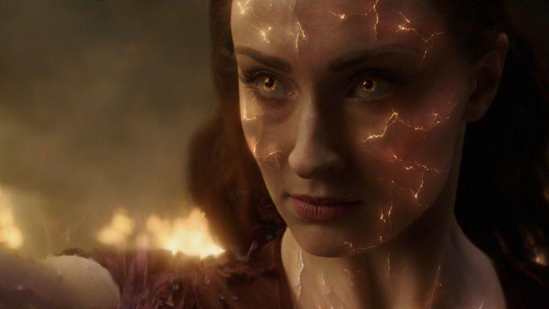 Illustration for article titled El final de X-Men: Dark Phoenix se volvió a rodar porque se parecía mucho a otra película de superhéroes