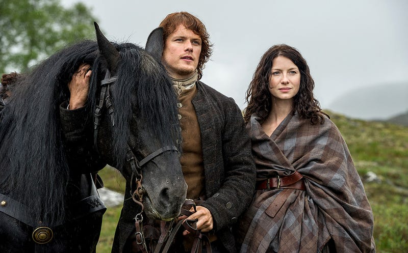 Illustration for article titled Outlander Has Finally Cast Its Brianna