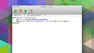 Illustration for article titled Import Your Current Location Into TextExpander with This Script