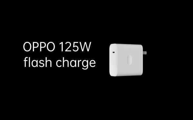 Oppo Says Its New Power Brick Could Charge Your Phone in 13 Minutes