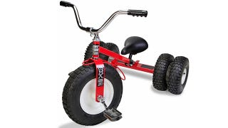 Illustration for article titled This Off-Road Tricycle Is the Most Bad-Ass Way To Rule the Playground