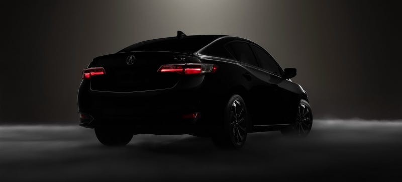 Illustration for article titled The Lame Acura ILX May Not Be So Lame After 2016 Refresh