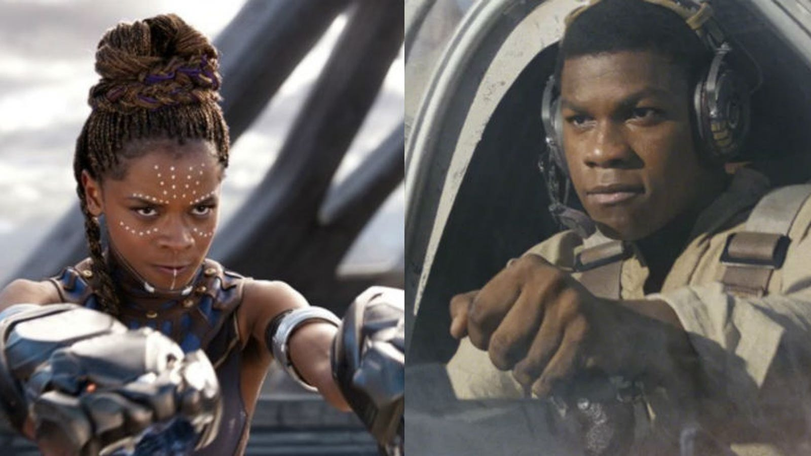 John Boyega and Letitia Wright May Team Up For a Space Love Story