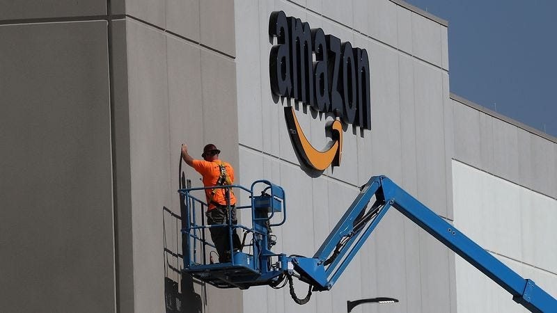 Illustration for article titled How Amazon Plans To Expand