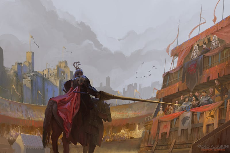 Illustration for article titled Art Reveals the Diverse Beauty of the World of A Song of Ice and Fire